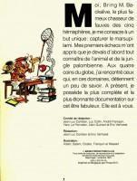 Extrait 1 de l'album Marsupilami - HS. L'Encyclopédie du Marsupilami