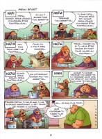 Extrait 1 de l'album Le Foot illustré en bandes dessinées (One-shot)