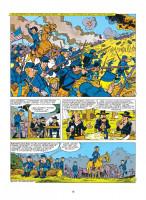 Extrait 1 de l'album Les Tuniques bleues présentent - 7. La Guerre navale
