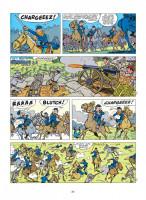 Extrait 2 de l'album Les Tuniques bleues présentent - 7. La Guerre navale