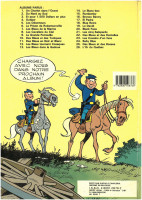 Extrait 3 de l'album Les Tuniques bleues - 19. Le David