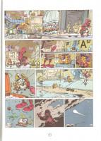 Extrait 1 de l'album Spirou et Fantasio - 36. L'Horloger de la comète