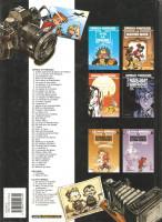 Extrait 3 de l'album Spirou et Fantasio - 36. L'Horloger de la comète