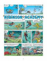 Extrait 1 de l'album Marsupilami - 18. Robinson Academy