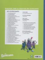 Extrait 3 de l'album Les Schtroumpfs & le village des filles - 1. La Forêt interdite