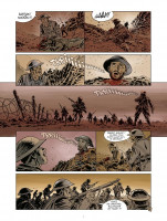 Extrait 2 de l'album Les Ombres de la Sierra Madre - 1. La Niña Bronca