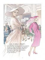 Extrait 2 de l'album Jeune fille en Dior (One-shot)