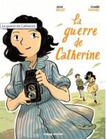 Extrait 1 de l'album La Guerre de Catherine (One-shot)