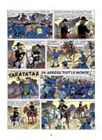 Extrait 1 de l'album Les Tuniques bleues présentent - 8. Des personnages réels 2/2