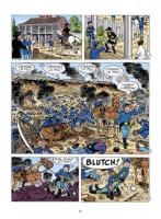 Extrait 2 de l'album Les Tuniques bleues présentent - 8. Des personnages réels 2/2