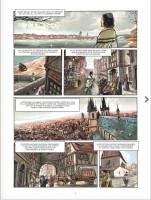 Extrait 1 de l'album Le Kabbaliste de Prague - 2. Golem