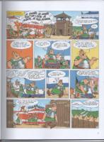 Extrait 2 de l'album Astérix - 24. Astérix chez les Belges