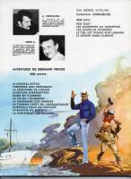 Extrait 3 de l'album Bernard Prince - 2. Tonnerre sur Coronado