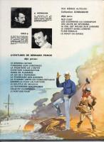 Extrait 3 de l'album Bernard Prince - 6. La Loi de l'ouragan