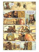 Extrait 1 de l'album L'Iliade - 2. La Guerre des dieux