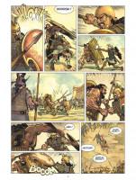 Extrait 2 de l'album L'Iliade - 2. La Guerre des dieux