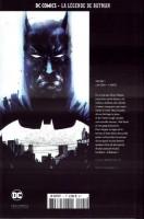 Extrait 3 de l'album DC Comics - La légende de Batman - 1. L'an zéro - 1re partie