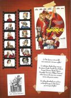 Extrait 3 de l'album Le Petit Spirou - HS. Le Petit Spirou, la BD du film