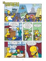 Extrait 1 de l'album Les Simpson (Jungle) - 34. La main dans le sac