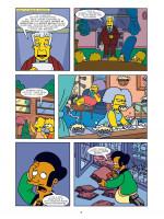 Extrait 2 de l'album Les Simpson (Jungle) - 34. La main dans le sac