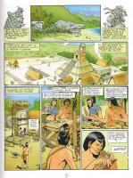 Extrait 1 de l'album Mayas - 1. La tribu du dauphin blanc