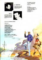 Extrait 3 de l'album Bernard Prince - 11. La forteresse des brumes