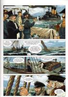 Extrait 1 de l'album Les Grandes Batailles navales - 5. Tsushima