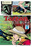 Extrait 3 de l'album Tarzan (Joe Kubert) - 1. Tome 1