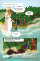 Extrait 1 de l'album Les Aventures du Roi Arthur (One-shot)