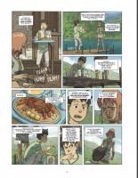 Extrait 2 de l'album Le Monde de Milo - 5. Tome 5