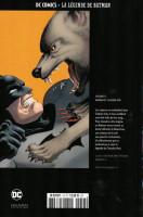 Extrait 3 de l'album DC Comics - La légende de Batman - 6. Batman et le Moine fou