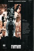 Extrait 3 de l'album DC Comics - La légende de Batman - 46. Private Casebook