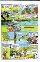 Extrait 2 de l'album Spirou et Fantasio - 47. Paris-sous-Seine