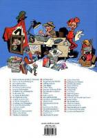 Extrait 3 de l'album Spirou et Fantasio - 47. Paris-sous-Seine
