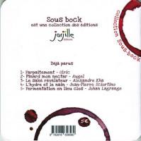 Extrait 3 de l'album Sous Bock - 2. Pinard mon nectar