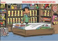 Extrait 3 de l'album Benjamin - 7. Benjamin et les Tambours mécaniques / Benjamin en de Trommelaartjes