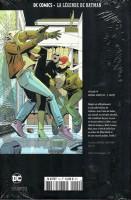 Extrait 3 de l'album DC Comics - La légende de Batman - 10. Batgirl année un - 2e partie
