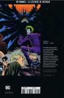 Extrait 3 de l'album DC Comics - La légende de Batman - 20. Knightfall - 1re partie