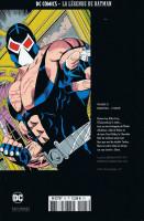 Extrait 3 de l'album DC Comics - La légende de Batman - 21. Knightfall - 2e partie