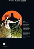 Extrait 3 de l'album DC Comics - La légende de Batman - HS. Tome 1 - Evolution