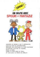 Extrait 3 de l'album Spouri et Fantaziz - 6. Intrigue au musée spirou