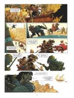 Extrait 2 de l'album Conan le Cimmérien - 1. La Reine de la côte noire