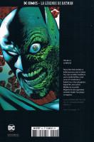 Extrait 3 de l'album DC Comics - La légende de Batman - 74. La brûlure