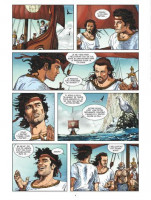 Extrait 1 de l'album Jason et la Toison d'or - 2. Le Voyage de l'Argo