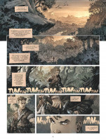 Extrait 1 de l'album Conan le Cimmérien - 3. Au-delà de la rivière noire
