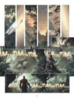 Extrait 2 de l'album Conan le Cimmérien - 3. Au-delà de la rivière noire