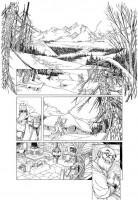 Extrait 1 de l'album Les Prophéties Elween - INT. Les prophéties Elween - Intégrale - noir et blanc