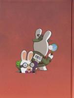Extrait 3 de l'album The lapins crétins - 11. Wanted
