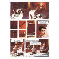 Extrait 2 de l'album Anais Bernabe - Art book (One-shot)