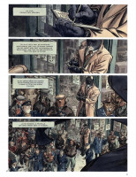 Extrait 1 de l'album Blacksad - 2. Arctic Nation